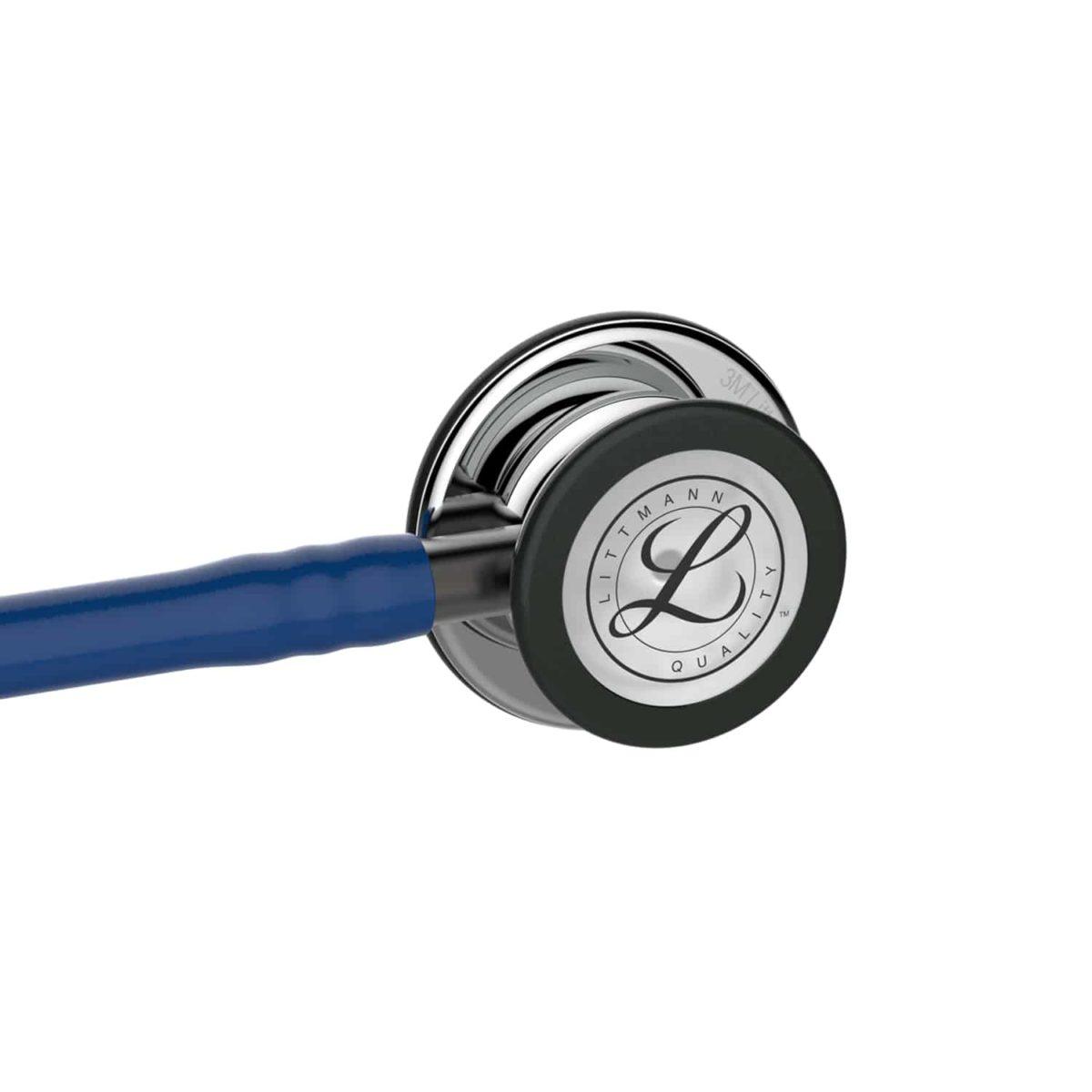 3M Littmann Classic III Stethoscope Navy & Mirror 5