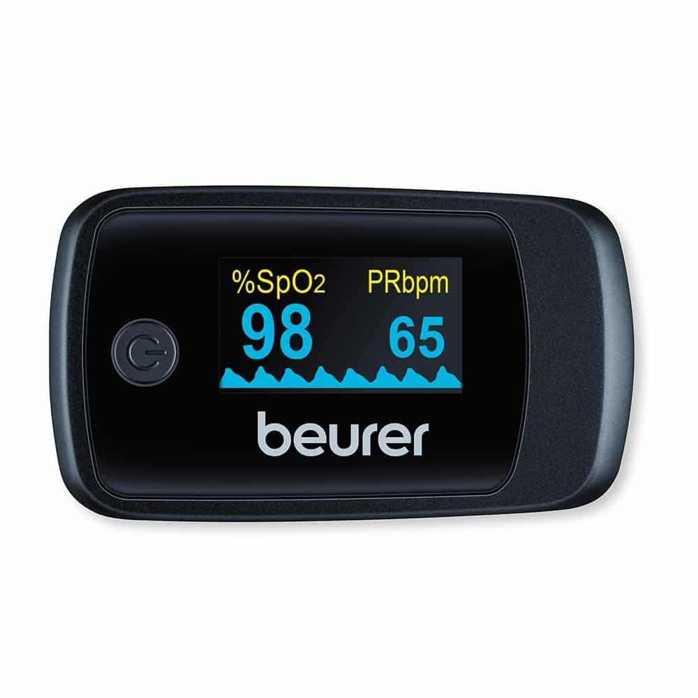 Beurer Pulse Oximeter PO45 1